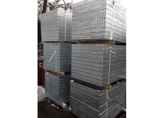PIONBOX 50 m2 Kompletny system szalunków