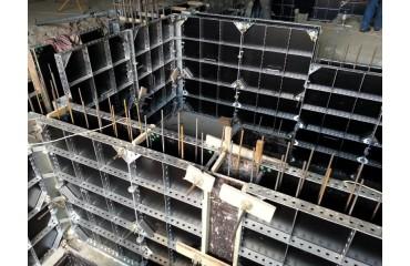 PIONBOX 110 m2 Kompletny system szalunków